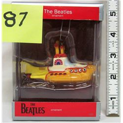 2012 Beatles heirloom collection ornament  Yellow Submarine