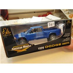 1999 Dodge Dakota 1:18 scale