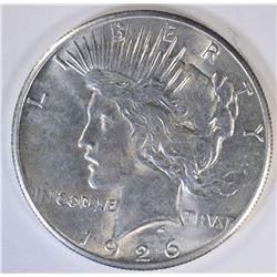1926 PEACE DOLLAR CH BU