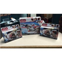 3 New Star Wars Toys