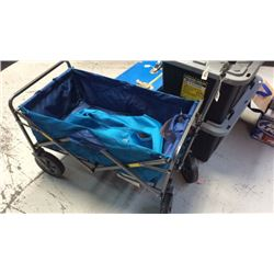 Folding Wagon New