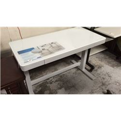 Tresanti Adjustable Height Desk Powered