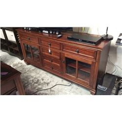 Halstead TV Console