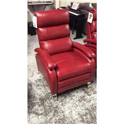 Pegasus Leather Recliner