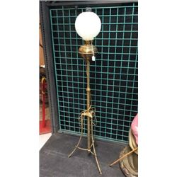 Piano Lamp 64in Tall