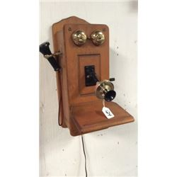 Vintage Wall Phone The Country Belle