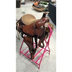 Hereford Saddle