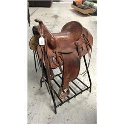 Bona Allen Saddle