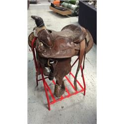 15 inch Roping Saddle