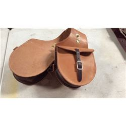 Cavalry Style Saddle Bags