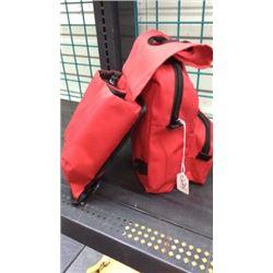 Cordura Bottle Horn Bag