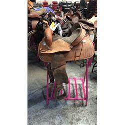 Used 14 inch Saddle