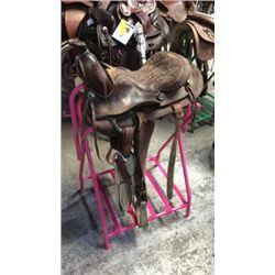 """Used 15"""" Saddle"""