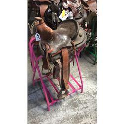 Used 13 1/2 inch Saddle
