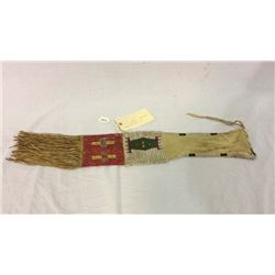 Pre-Reservation Circa-1870 Sioux Pipe Tobacco Bag