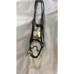 Old Bunkhouse Cowboy Made Bridle and Bit