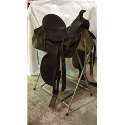 Early 1900's Antique Saddle