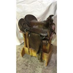 Big Fork Saddle