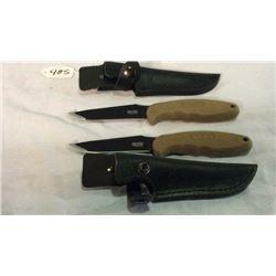 2 SOG Knives