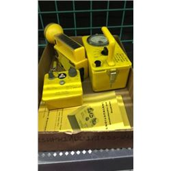 Radiological Dosimeter Set