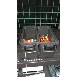 2 Ammo Boxes with Misc Shotgun Shells