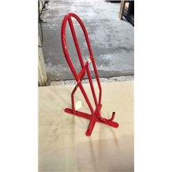 Wall Mount Saddle Stand