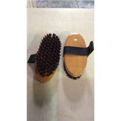2 Cowboy Brushes