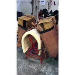 Pair Meat Bags