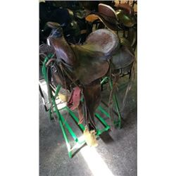 Used 15inch Gale Jerome Saddle