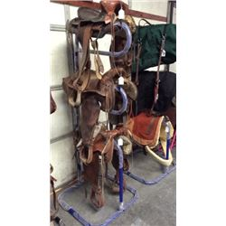 3 Tier Saddle Stand