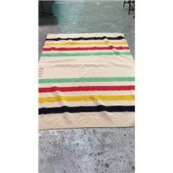 Wool Trade Blanket