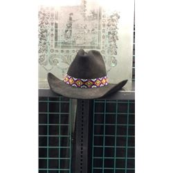 Black Larry Mahan's Collection Cowboy Hat