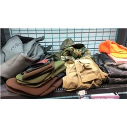 Fishing Waders and bags