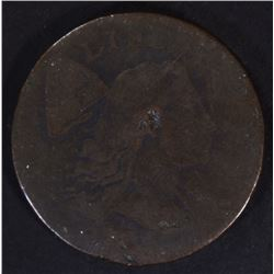 1794 LARGE CENT, AG+