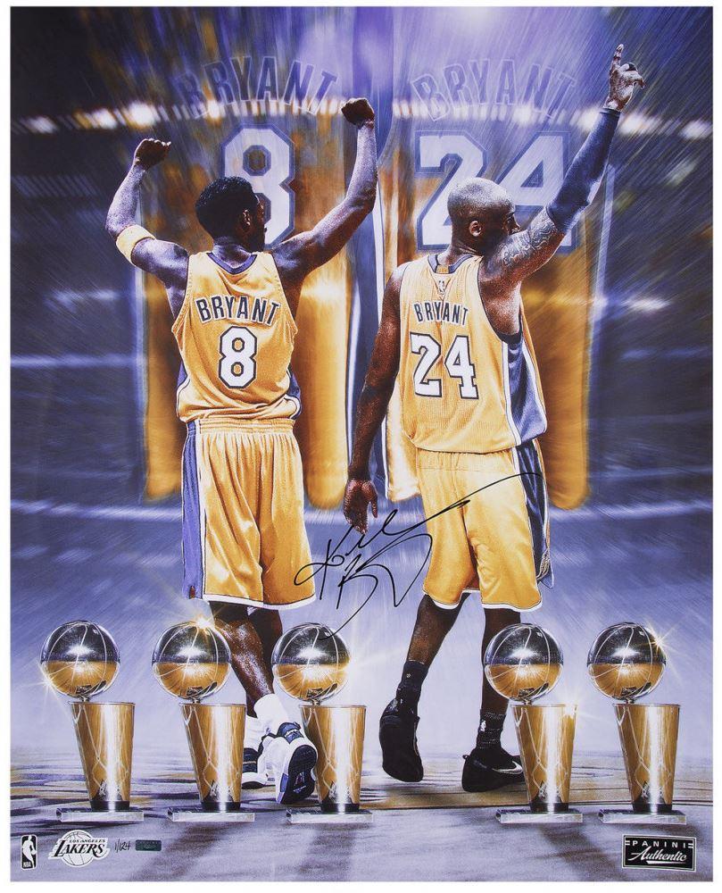 2770c2755d0 Image 1   Kobe Bryant Signed Lakers