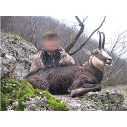7-Day Chamois hunt in Serbia with European Hunting Adventures