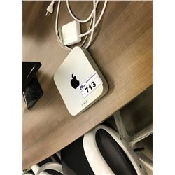 APPLE MAC MINI, MODEL A1347, 8 GB RAM, SERIAL NUMBER C07G3BQ1DJD0