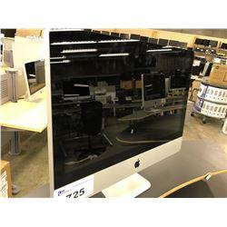 APPLE IMAC 21.5'' COMPUTER, MODEL A1311, SERIAL NUMBER C02FGEEVDHJF,