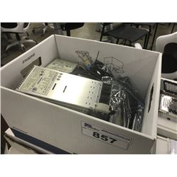 ASSORTMENT OF APPLE XSERVE, OTHER APPLE REPLACEMENT PARTS