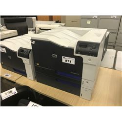 HP COLOR LASERJET CP5525 NETWORK PRINTER