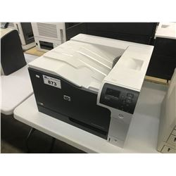 HP COLOR LASERJET ENTERPRISE M750 NETWORK PRINTER