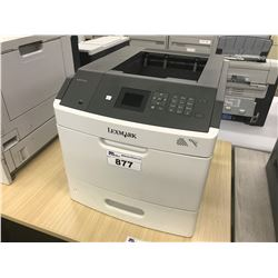 LEXMARK MS810DN NETWORK PRINTER