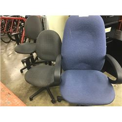 LOT OF APPROX. 25 OFFICE CHAIRS