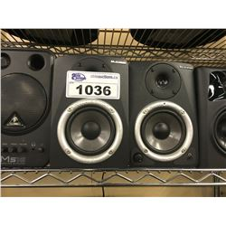 PAIR OF M-AUDIO STUDIOPHILE DX4 SPEAKERS