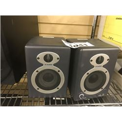 PAIR OF M-AUDIO STUDIOPRO 3 SPEAKERS
