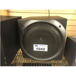 LOGITECH Z-5500 DIGITAL SUBWOOFER