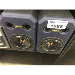 PAIR OF TANNOY SYSTEM 600A SPEAKERS