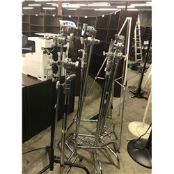 LOT OF ASSORTED LIGHTING STANDS
