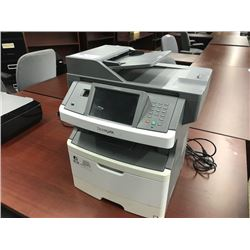 LEXMARK XS463DE MULTIFUNCTION PRINTER