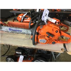HUSQVARNA 555 GAS CHAINSAW